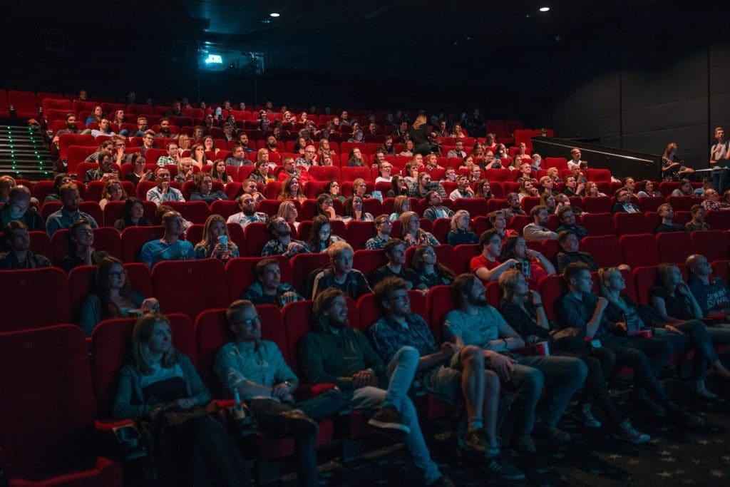Os bilhetes de cinema mais baratos estão na Fever