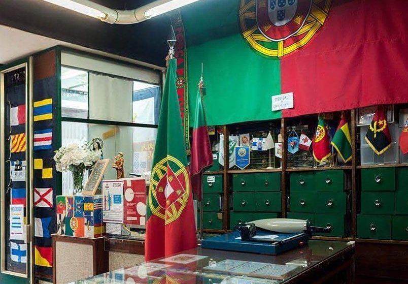 Lojas Históricas de Lisboa: Primeira Casa das Bandeiras, onde saiu a primeira bandeira da República