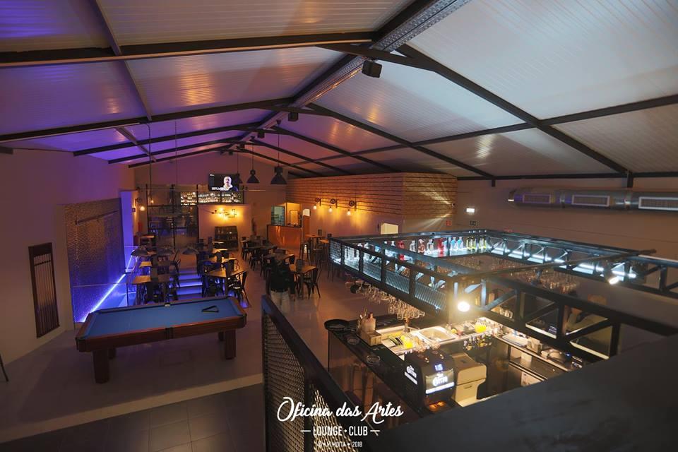 Oficina das Artes: o novo club de Cascais que também é lounge e bar de cocktails