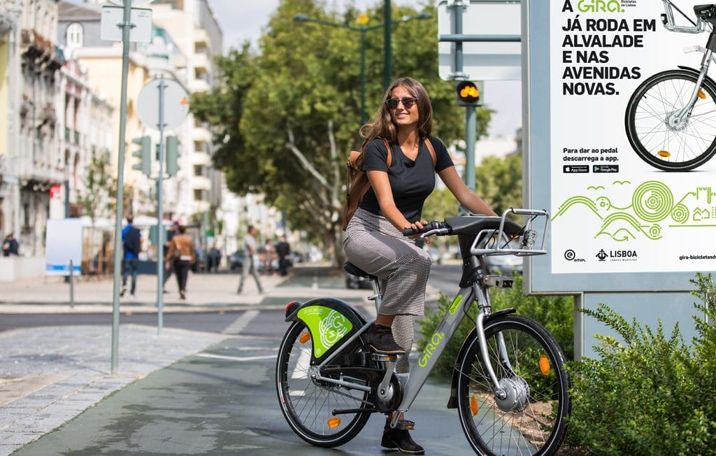 Lisboa vai ser a capital da bicicleta