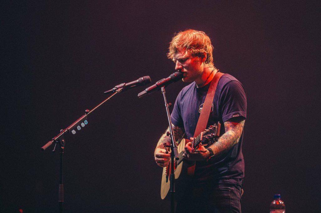 Ed Sheeran já escolheu os convidados para os concertos de Lisboa