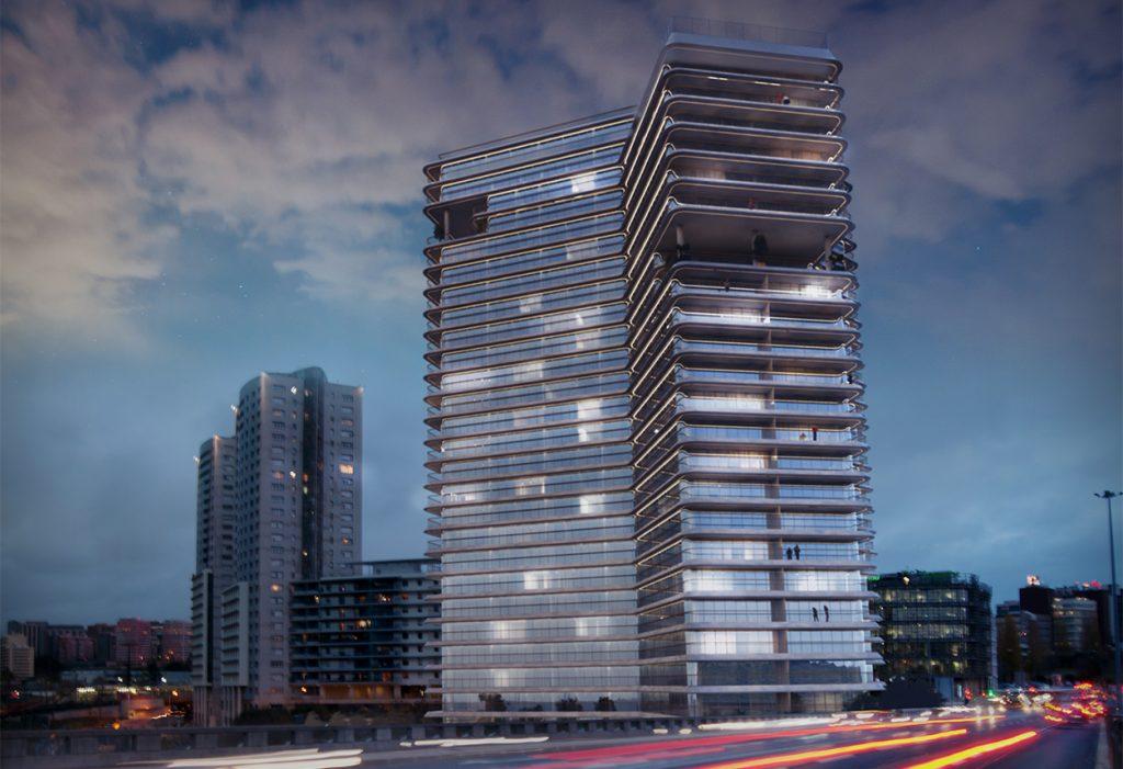 Esta torre de 26 andares vai mudar o horizonte de Lisboa