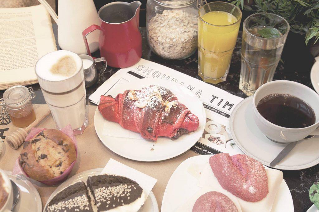 O Choupana Caffé tem brunch e esplanada