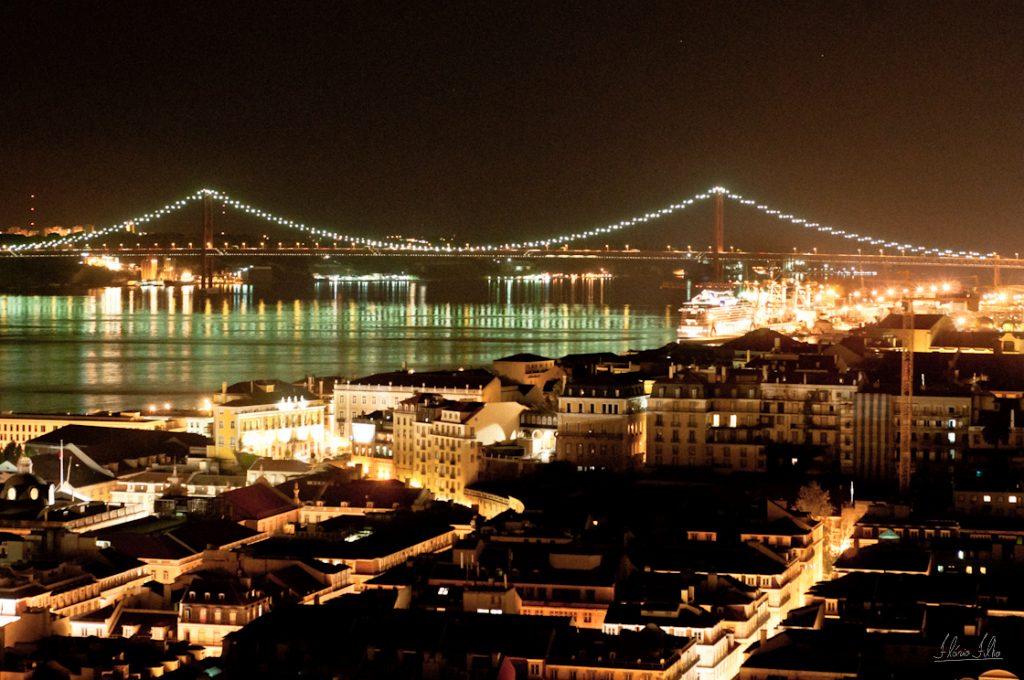 Esta caminhada por Lisboa leva-te a ver a Lua Cheia