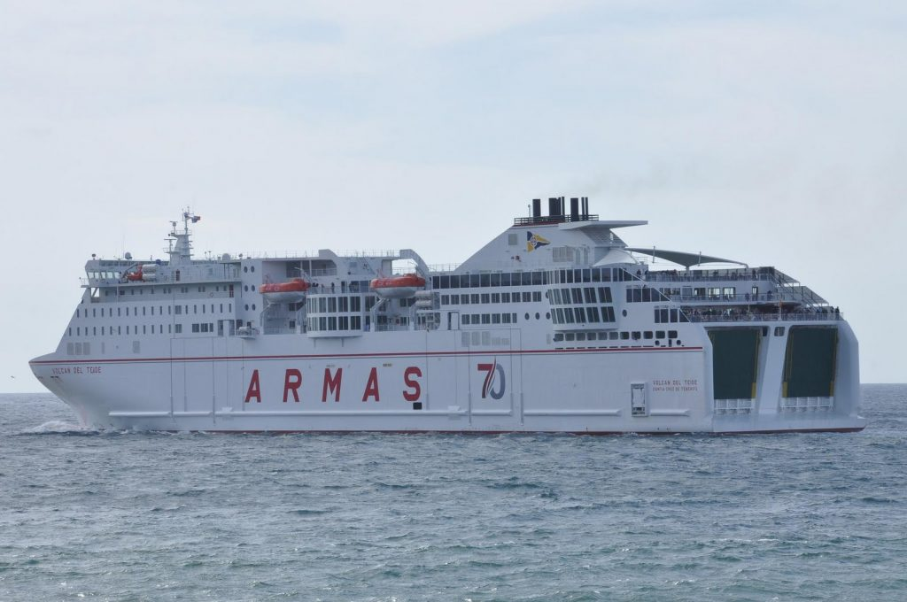 De Lisboa à Madeira num ferry: ligação pode avançar este ano