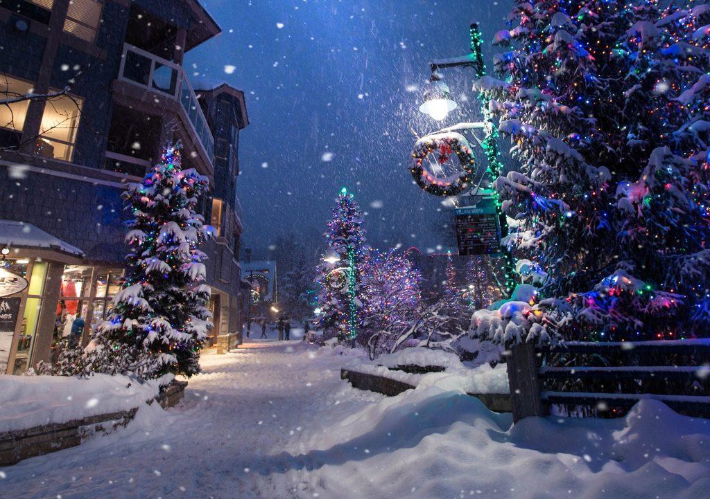 O maior parque de Natal da Europa vai estar em Oeiras