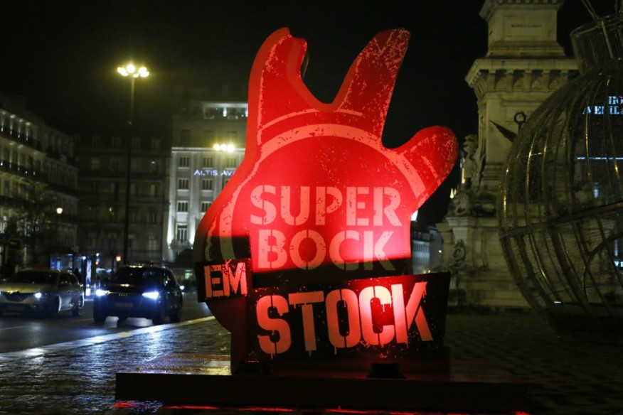 Super Bock Em Stock: música alternativa invade Lisboa