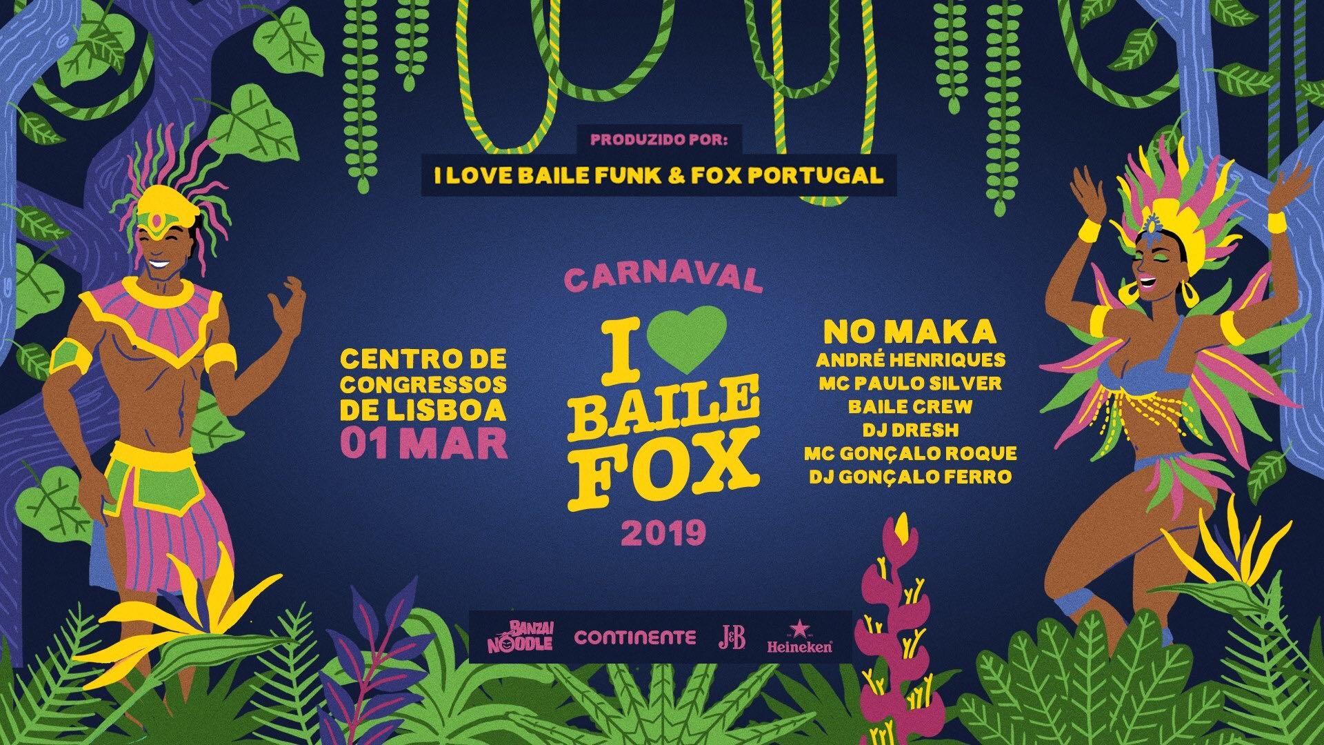 O Carnaval mais funkeiro de Lisboa vai acontecer no Centro de Congressos da FIL