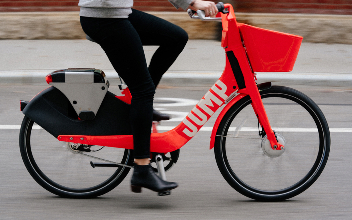 As bicicletas elétricas da Uber estão a chegar a Lisboa