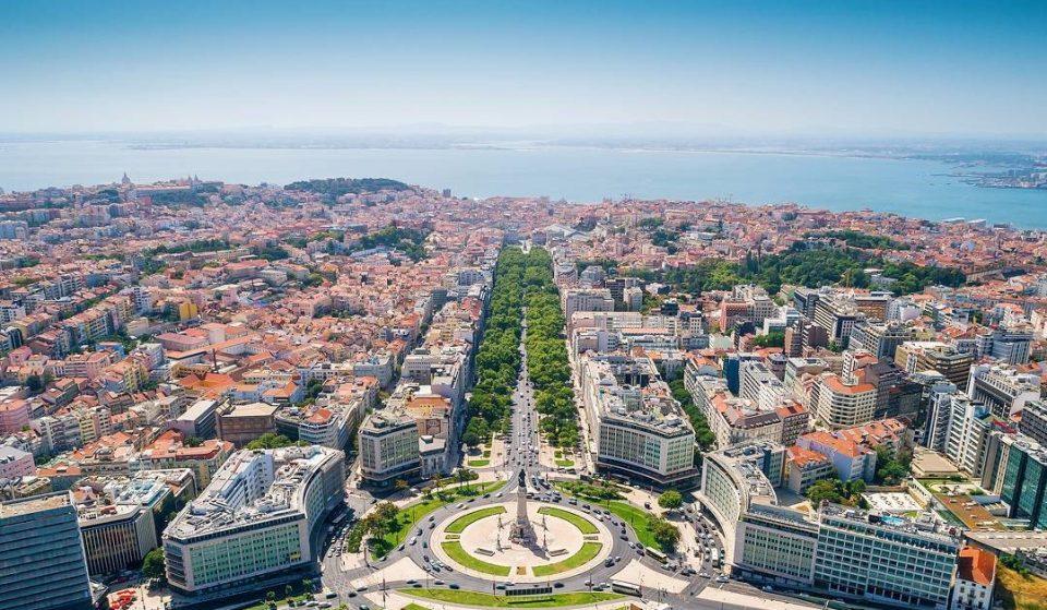 Ruas de Lisboa: a maior, a mais movimentada e a mais cara