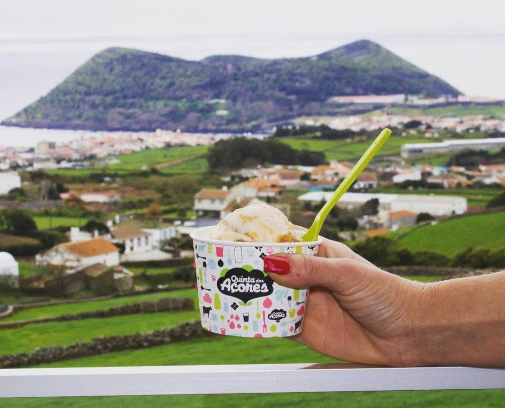 Os gelados dos Açores chegaram ao Cais do Sodré