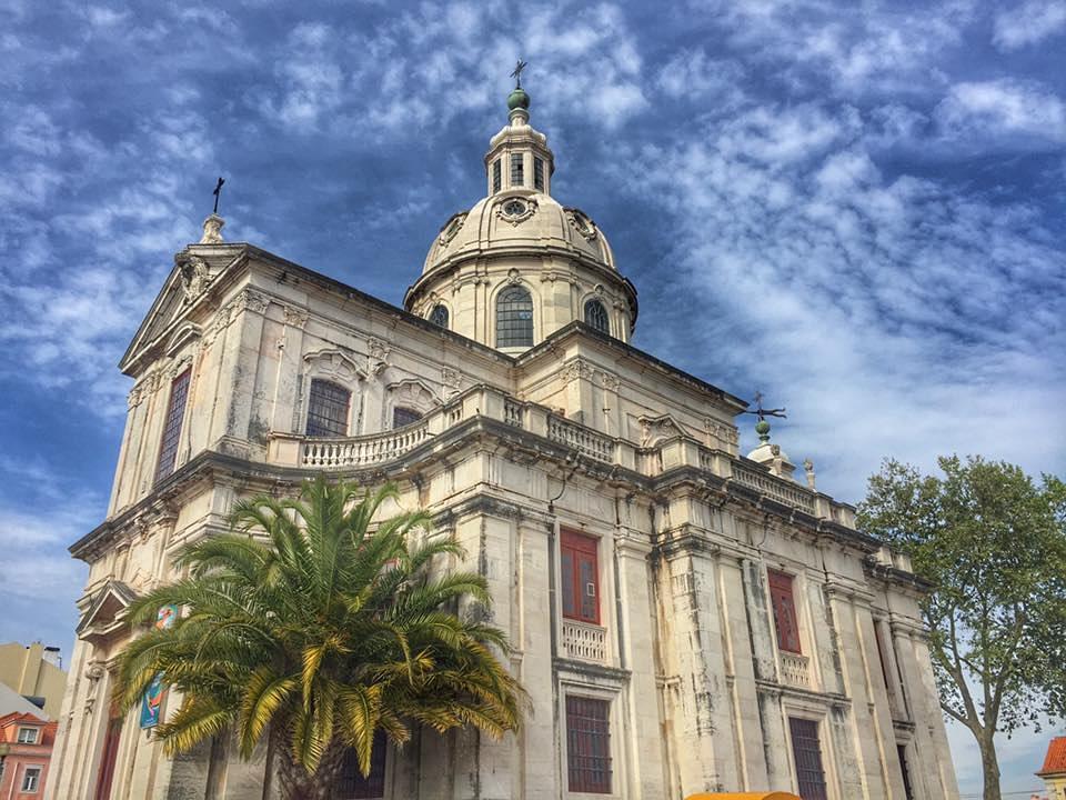 Igreja da Memória: da promessa de D. José I ao túmulo do Marquês de Pombal
