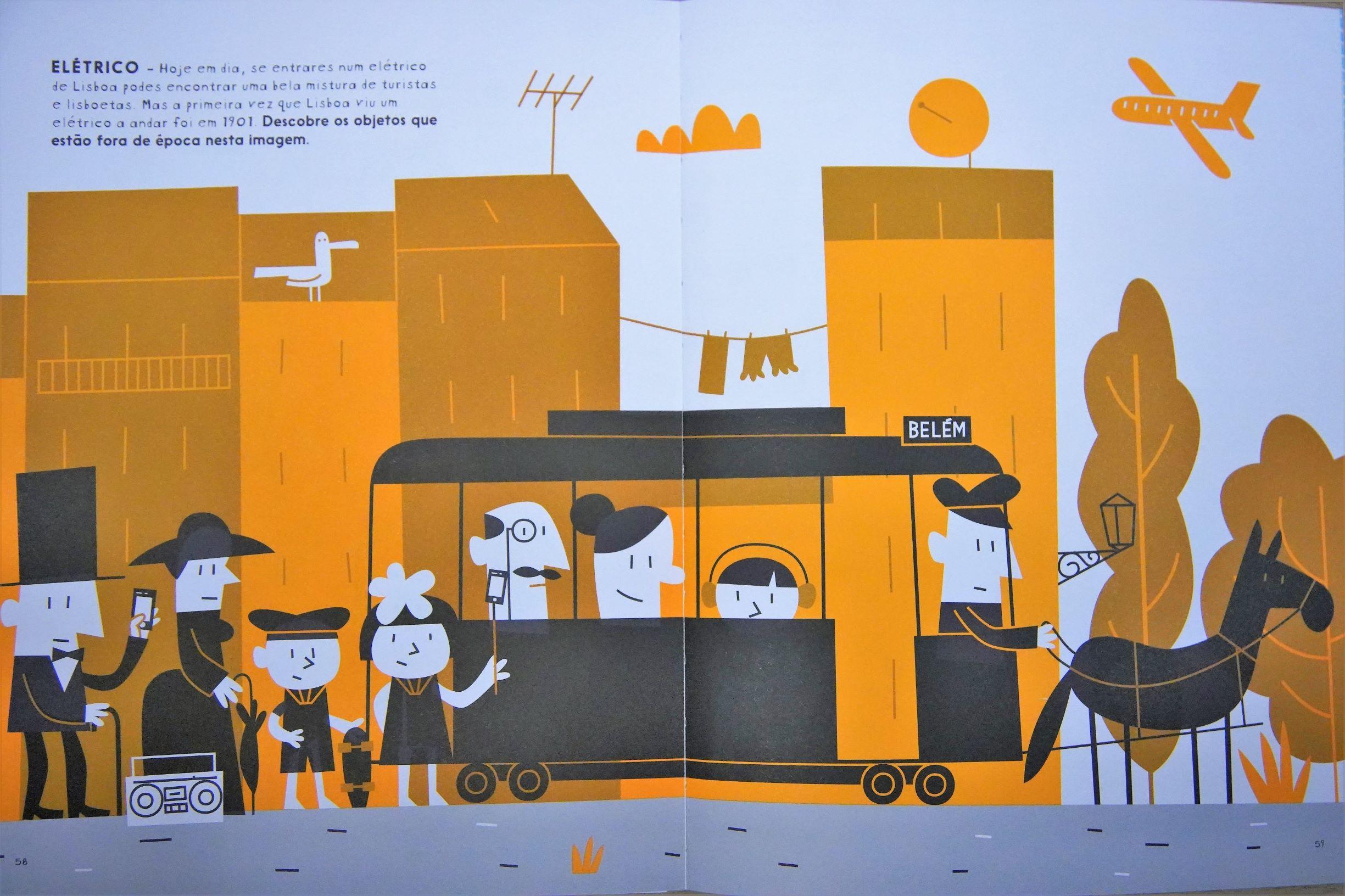 Lisboa Divertida: a cidade trocada por miúdos