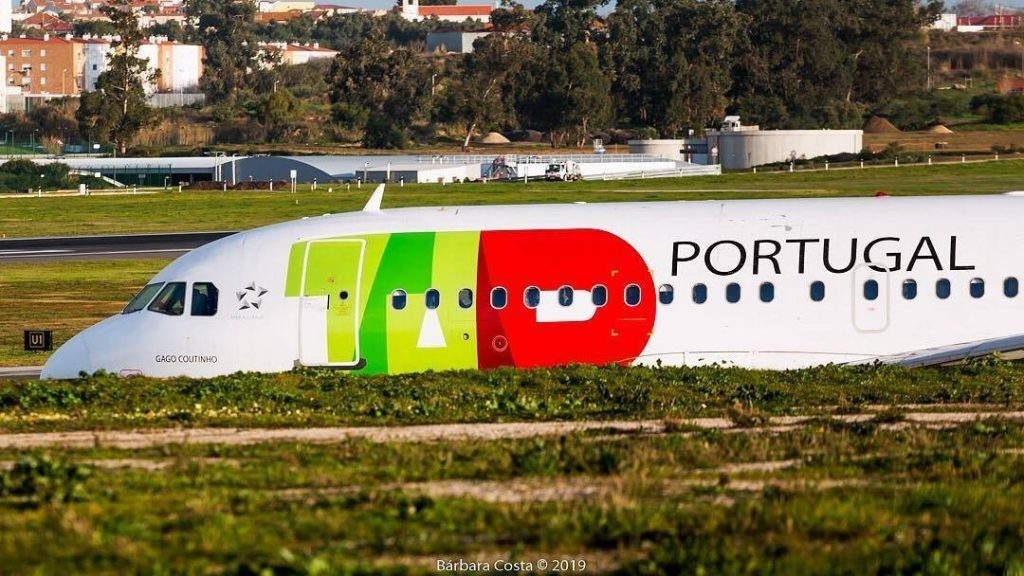 Zé Pedro dá nome a avião da TAP