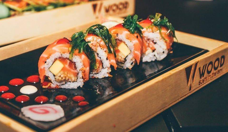 Já podes comer sushi nos cinemas do Colombo