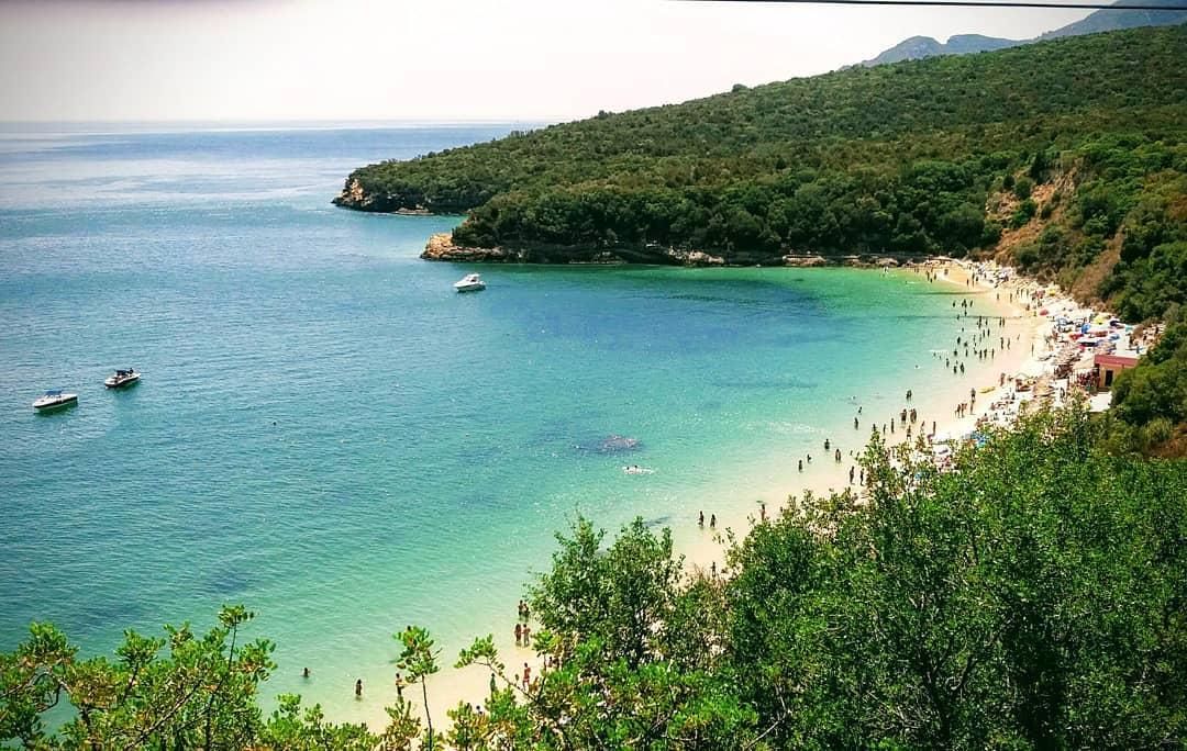 The Guardian diz que Galapinhos é uma das melhores praias da Europa