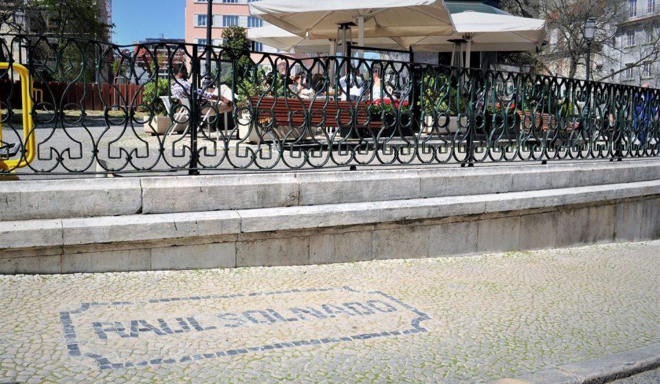 Os ilustres do teatro vão ter um passeio da fama em Lisboa