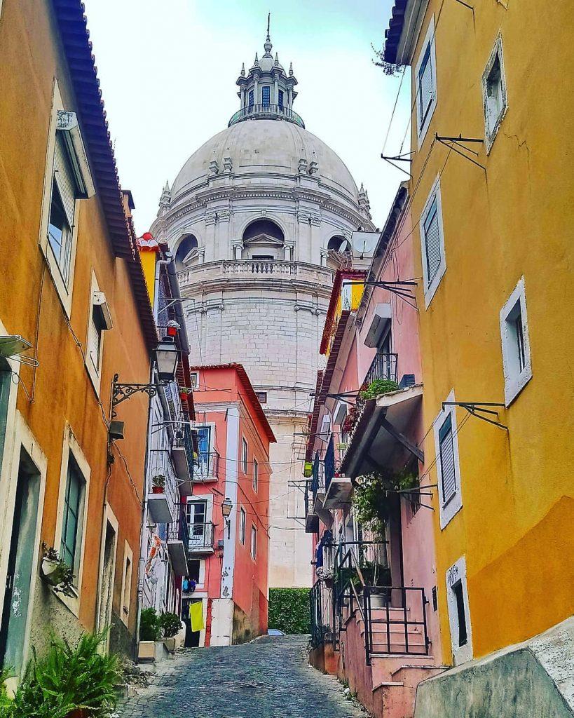 Estas são as ruas de Lisboa com os nomes mais bonitos