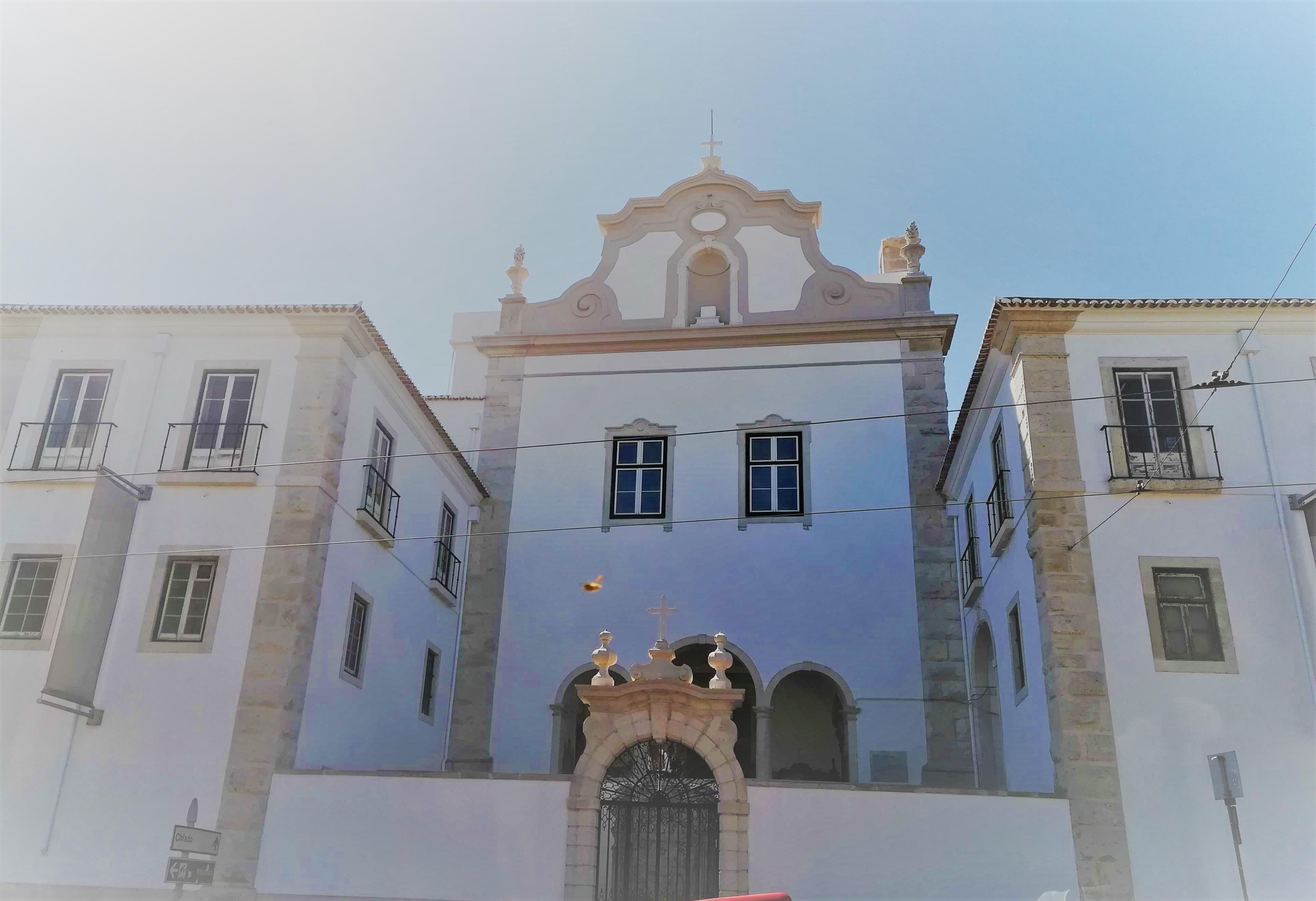 Um convento desconhecido às portas do Bairro Alto