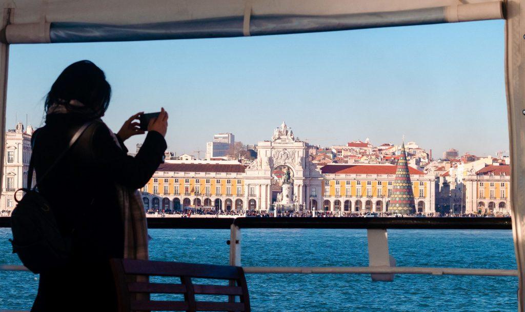 Lisboa é uma das cidades mais instagramadas da Europa