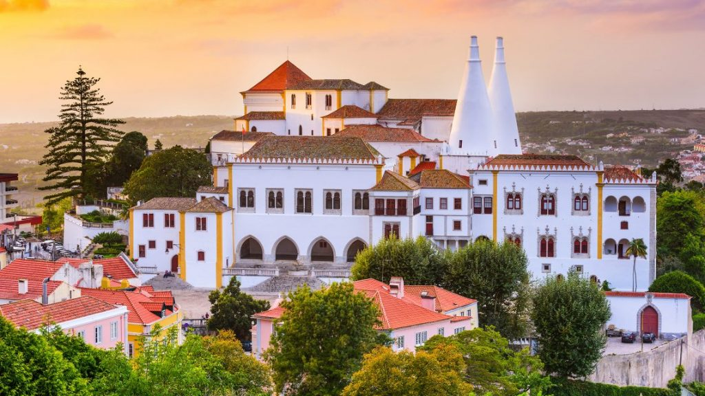 De palácio a palácio: a caminhada (para duros) que liga Mafra a Sintra