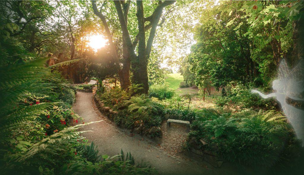 O Parque de Monserrate vai ter um Caminho das Fadas