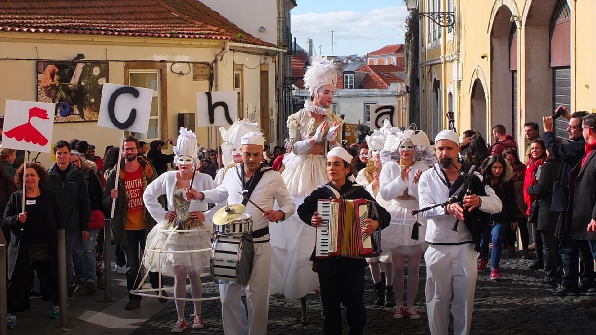 Os melhores desfiles de Carnaval em Lisboa e arredores
