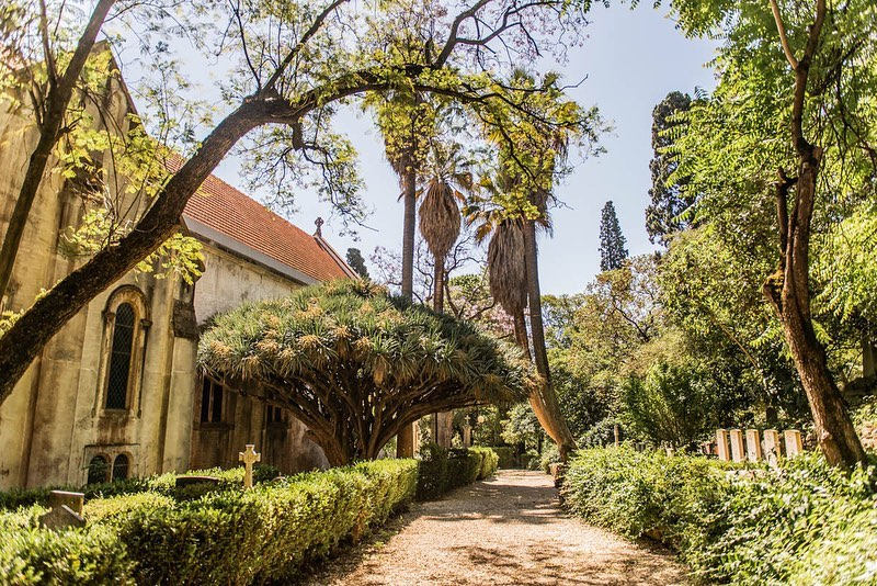 Os jardins secretos de Lisboa abrem as portas este fim de semana