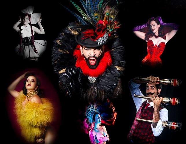 O primeiro festival internacional de cabaret vai ser… Spectacular