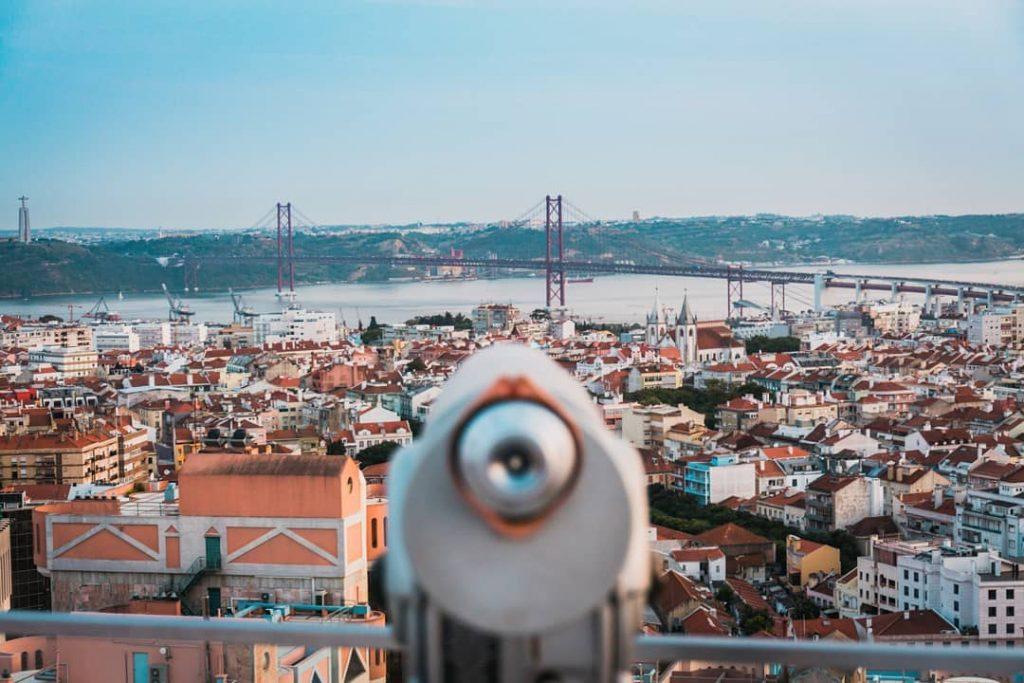 O Miradouro 360º das Amoreiras vai ter visitas gratuitas