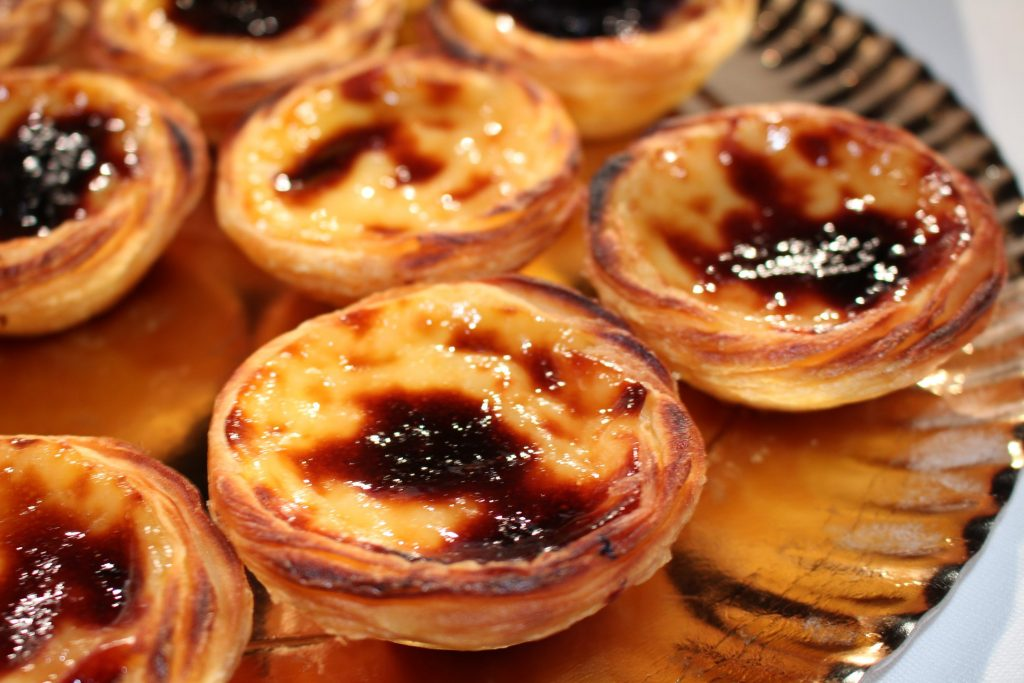 A Pastelaria Santo António tem o melhor pastel de nata de Lisboa