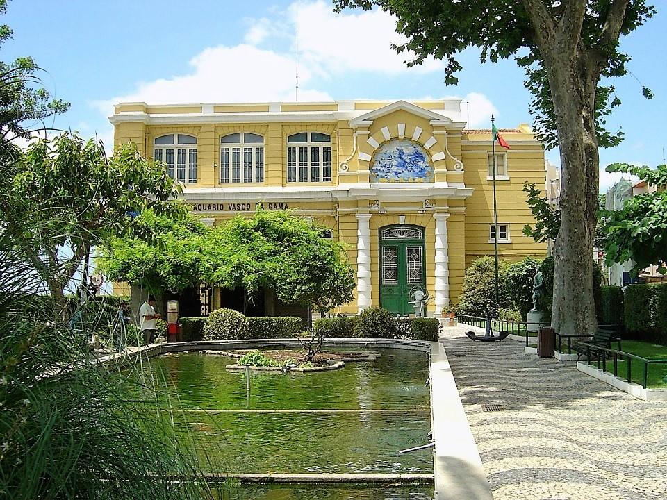 O Aquário Vasco da Gama vai ser recuperado e ganhar novas atrações