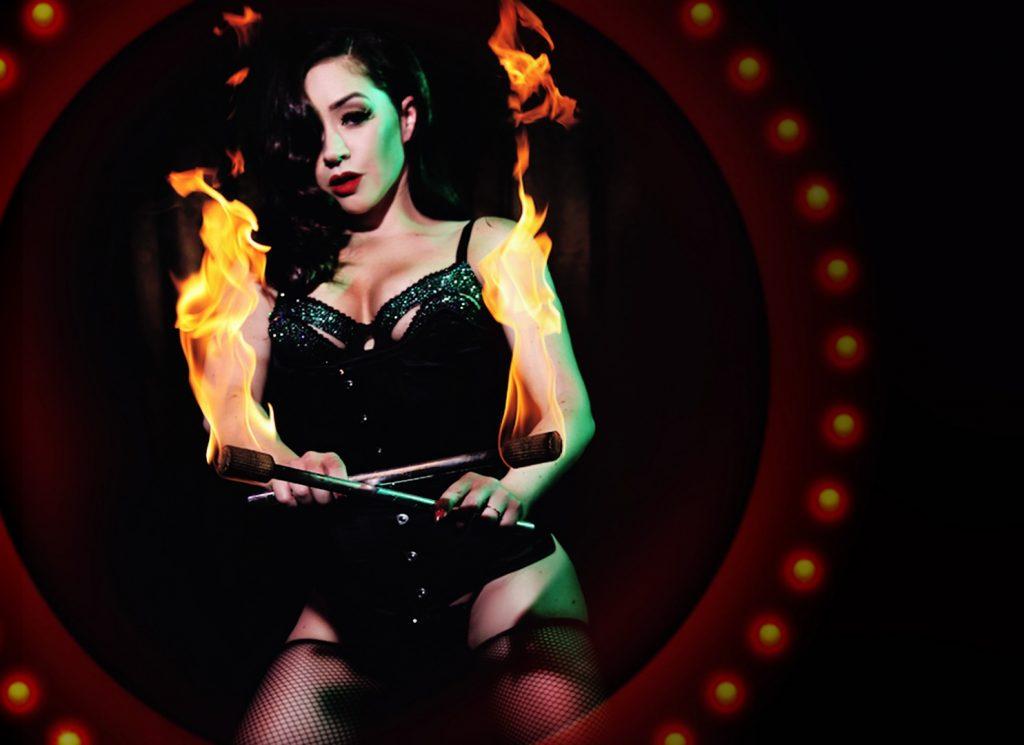 Maxime Cabaret Show: o jantar mais sedutor de Lisboa traz as estrelas do burlesco a Portugal