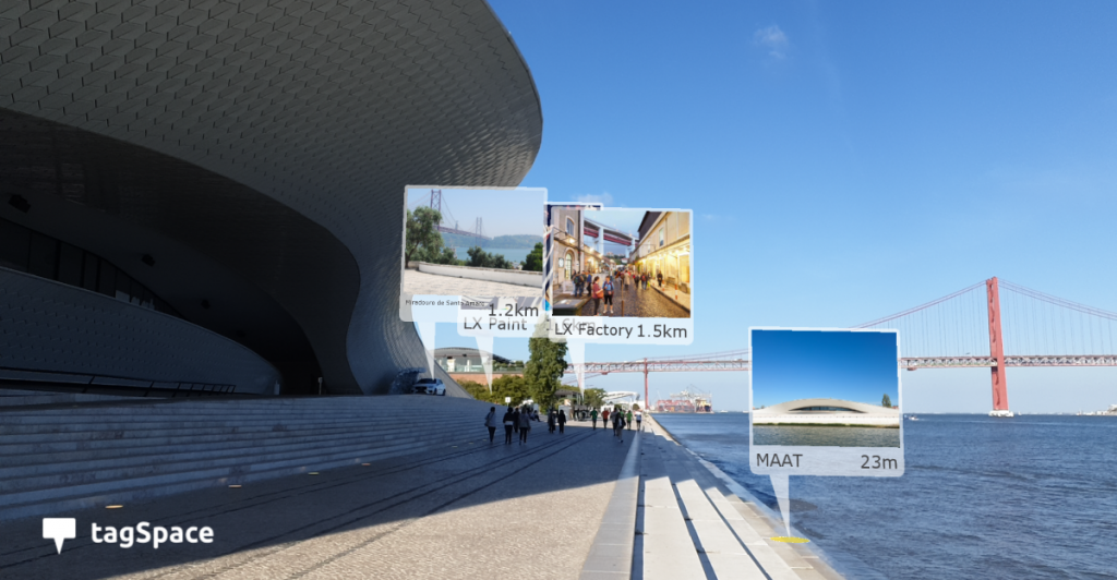 A app que te mostra o melhor da Lisboa Secreta em realidade aumentada