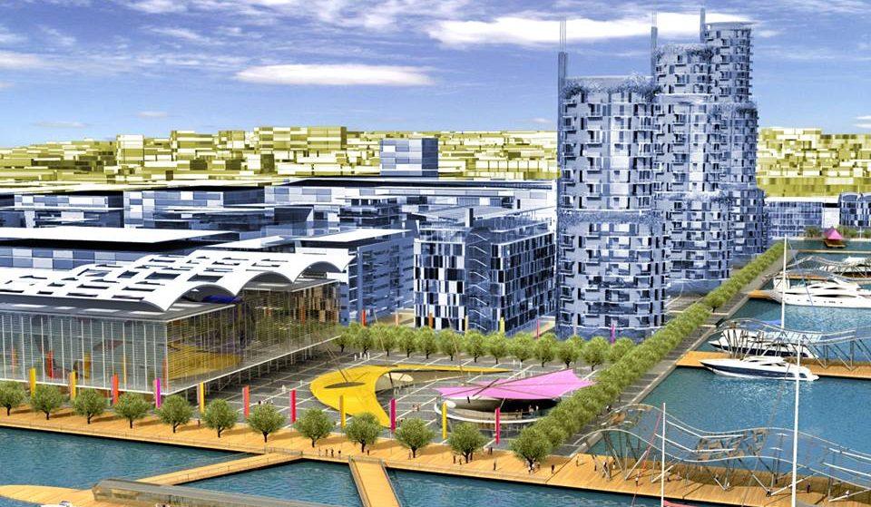 Vai nascer uma nova cidade em Almada