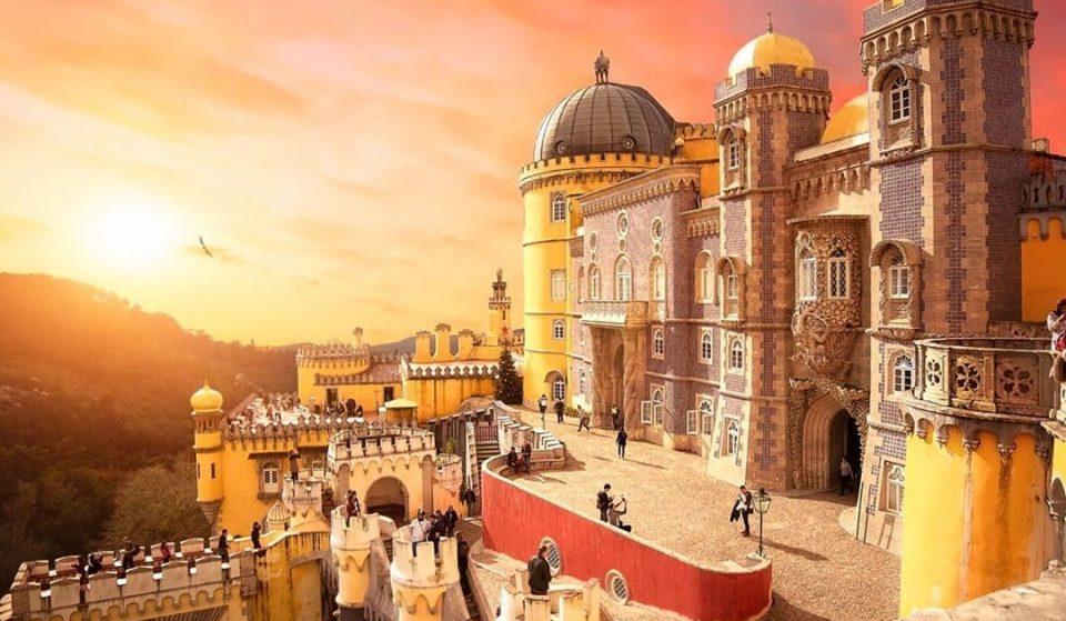 Os mais belos palácios de Sintra