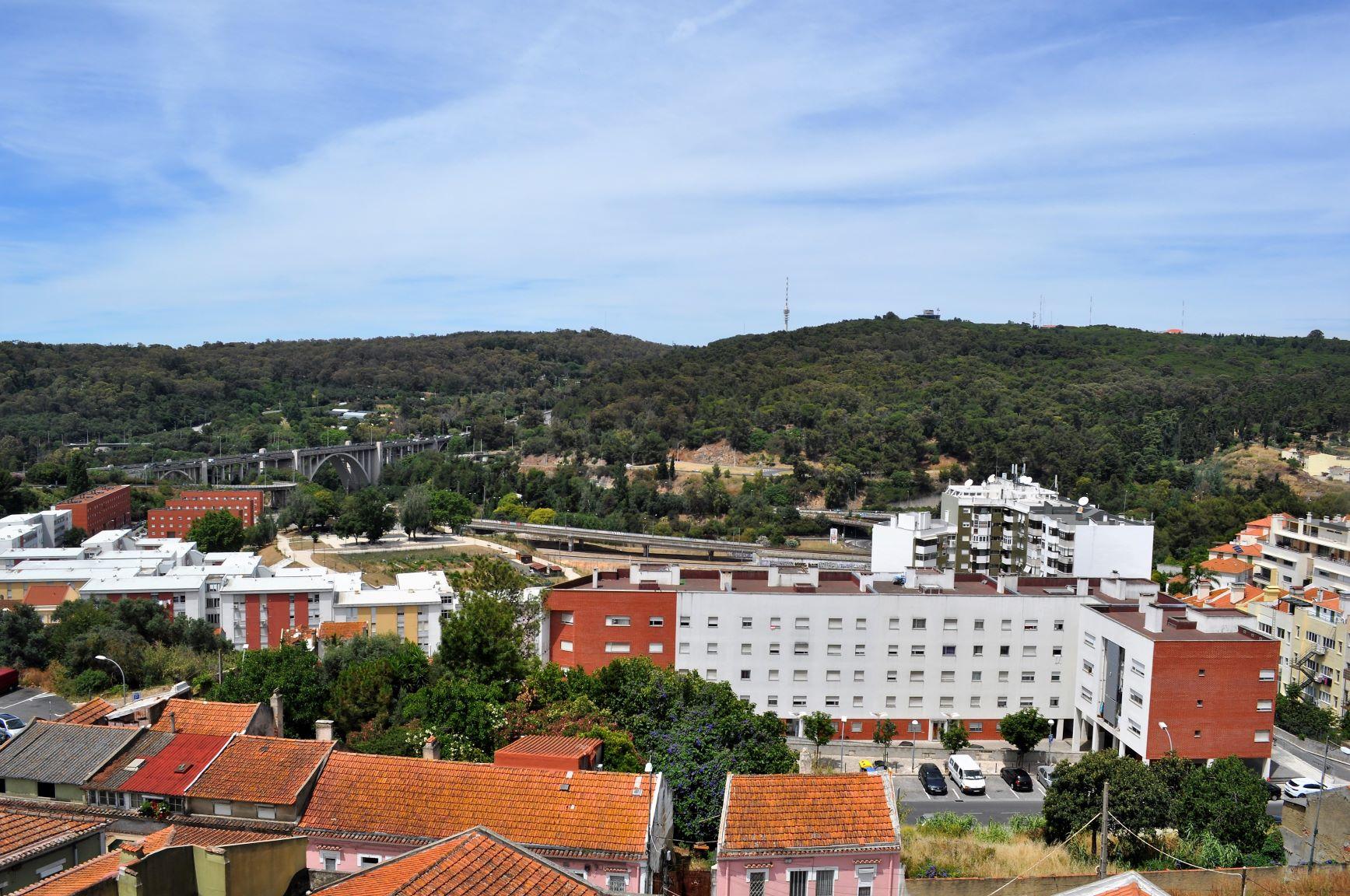 O miradouro secreto (e surpreendente) de Lisboa