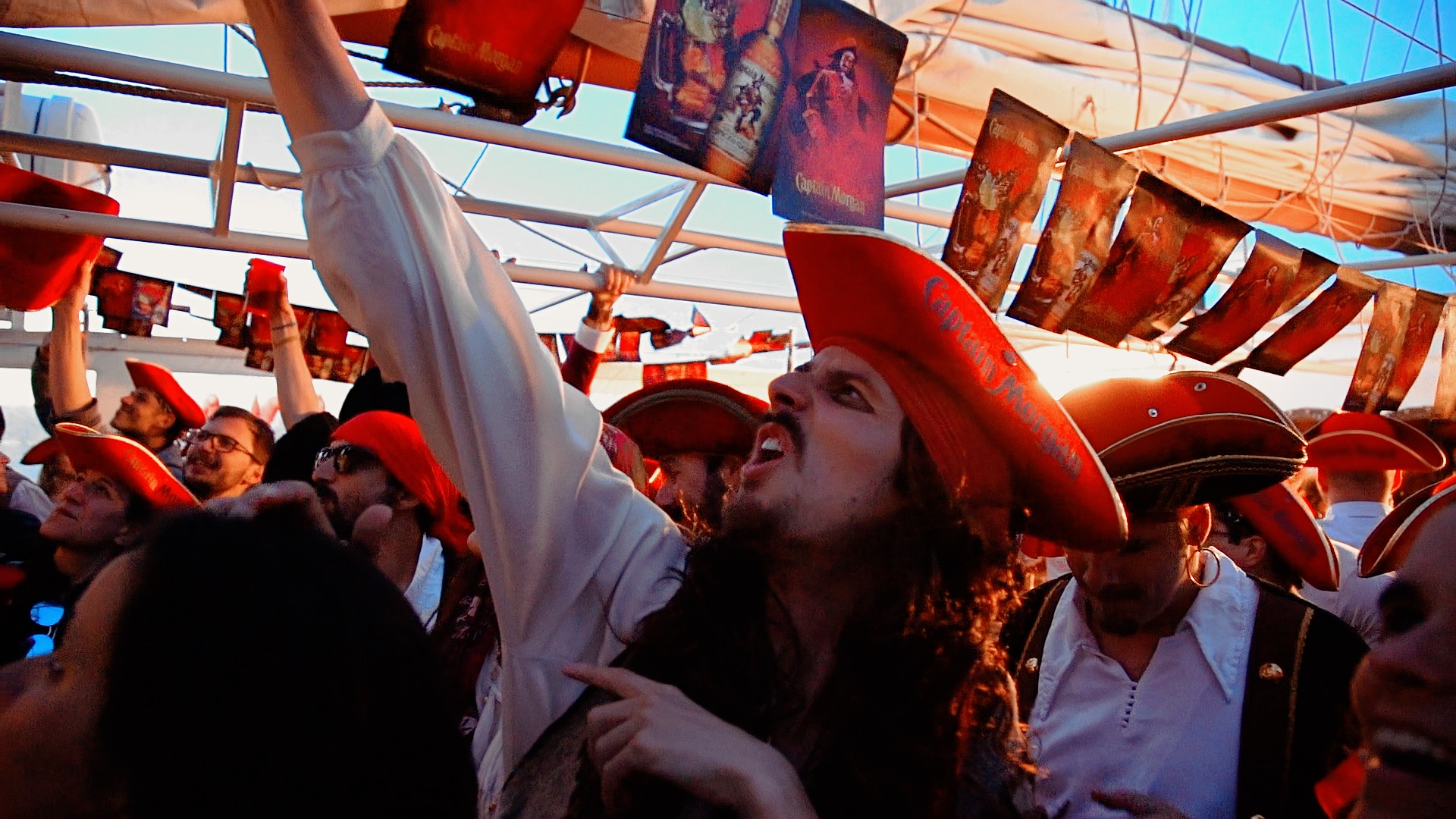 Vem aí mais uma festa pirata no Tejo (e volta a ter bar aberto de rum!)