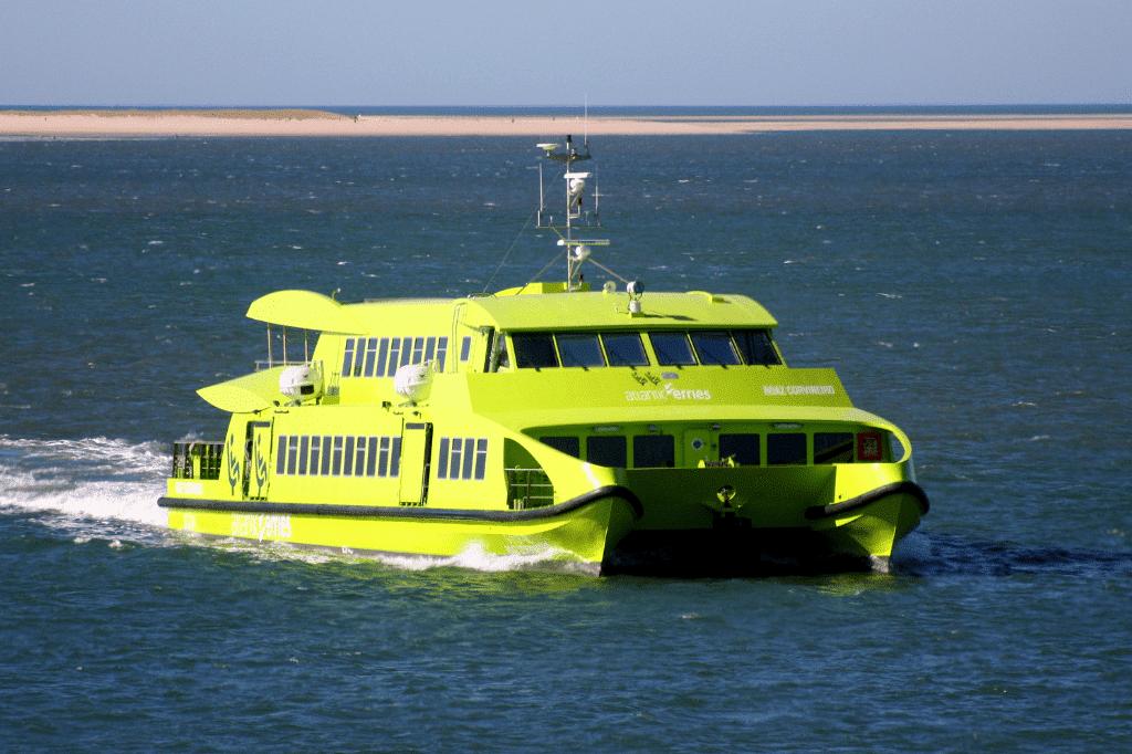Passe Navegante é válido nos ferries de Troia a partir de 1 de julho