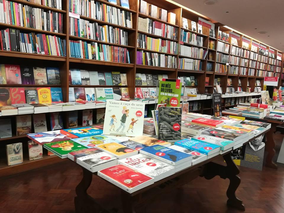 A livraria favorita dos portugueses fica em Lisboa