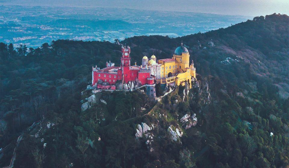 15 sítios imperdíveis em Sintra