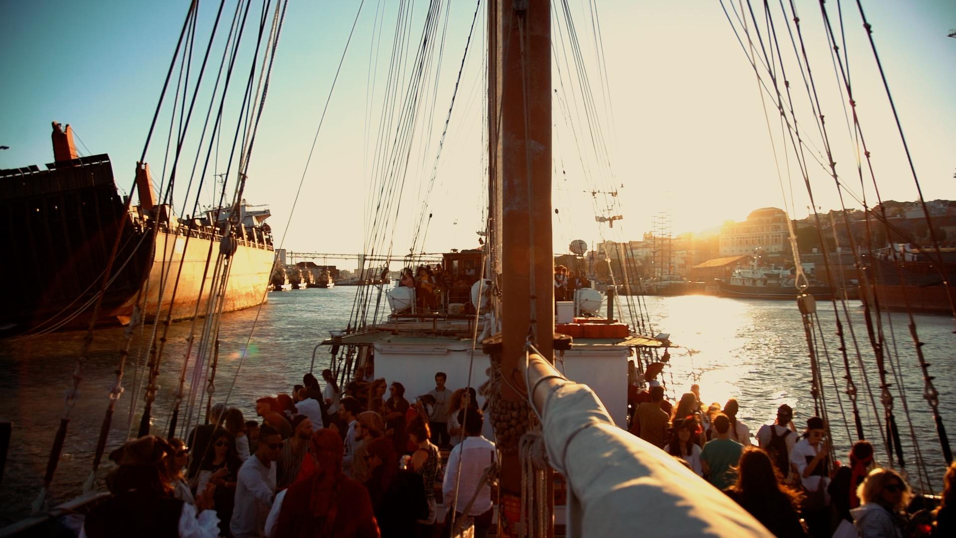 Love Boat: esta festa para solteiros vai agitar o Tejo