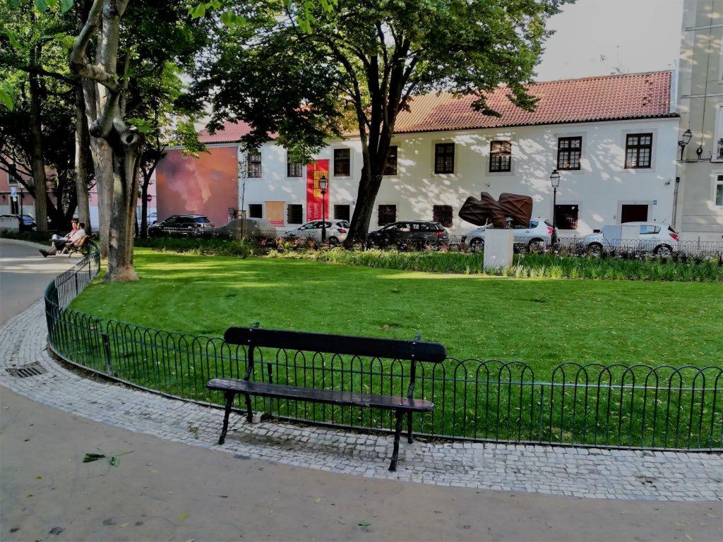 O Jardim das Amoreiras vai ter uma festa com vídeo mapping gratuito