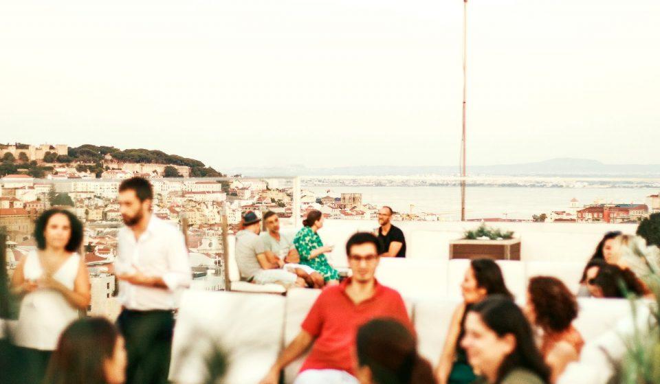 Os melhores rooftops para receber o verão