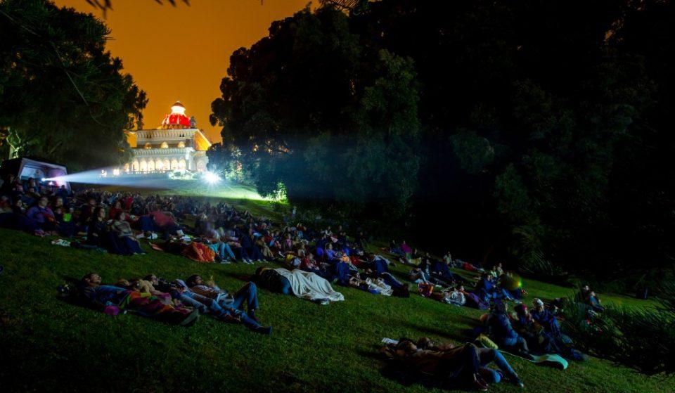 O cinema ao ar livre está de volta ao Palácio de Monserrate (e tem sessões mistério)