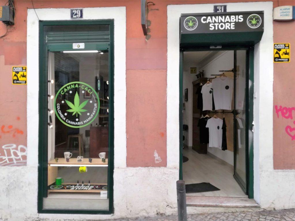 Abriu uma loja em Lisboa com produtos à base de CBD