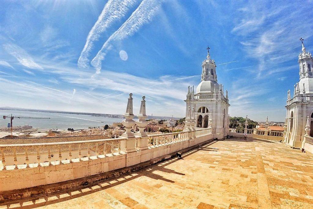 """10 miradouros """"secretos"""" em Lisboa"""