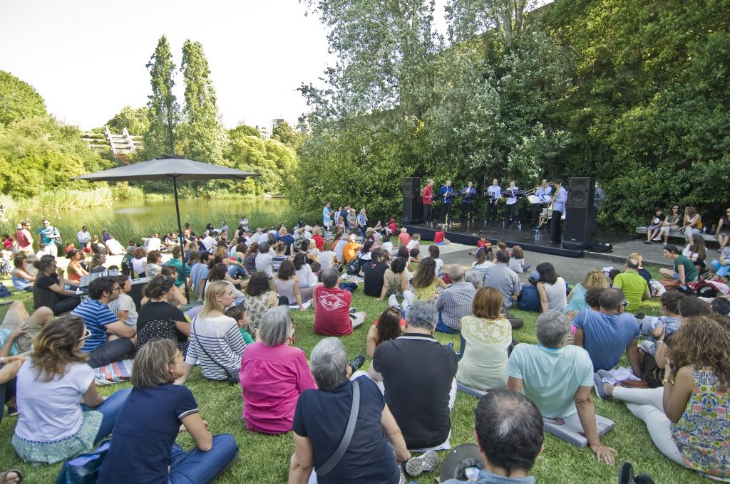 O Jardim de Verão está de regresso à Gulbenkian