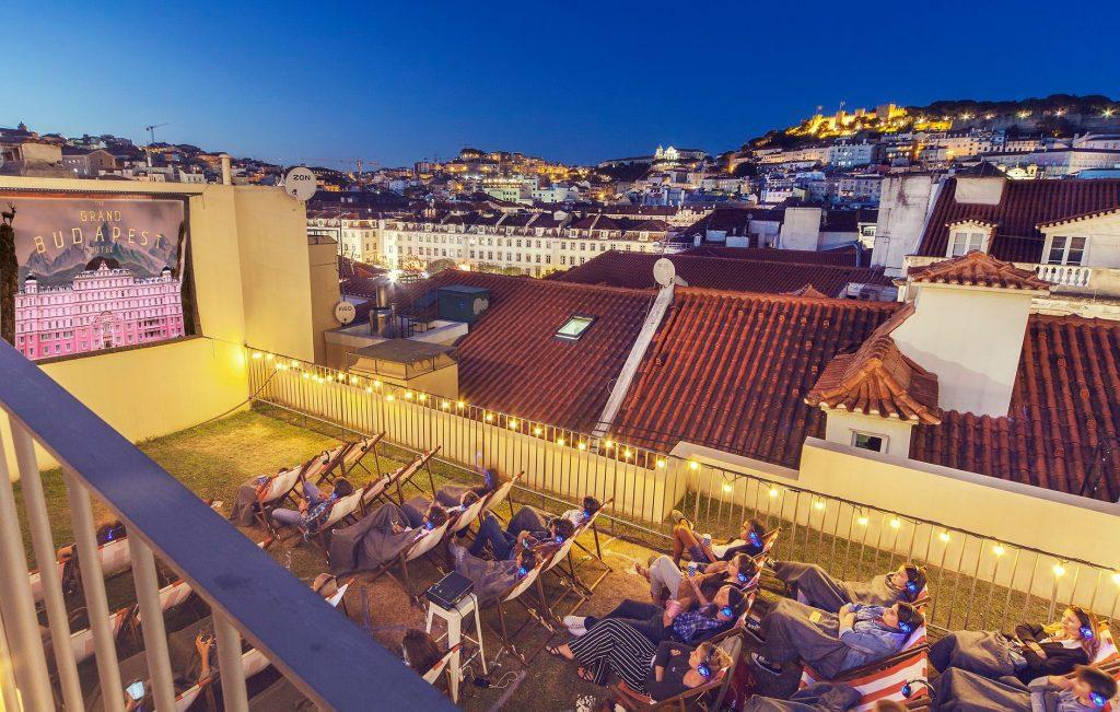 Os melhores programas de cinema ao ar livre em Lisboa