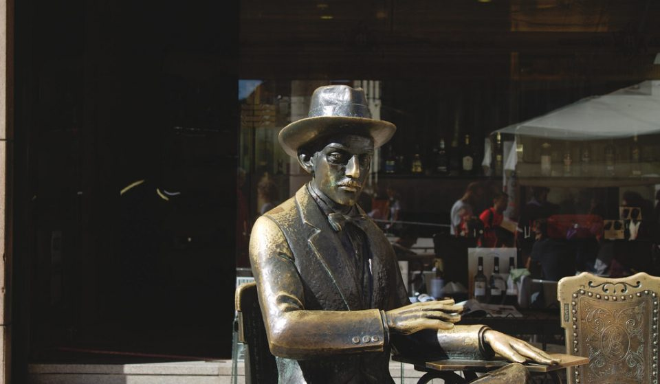 Um passeio pela Lisboa de Fernando Pessoa